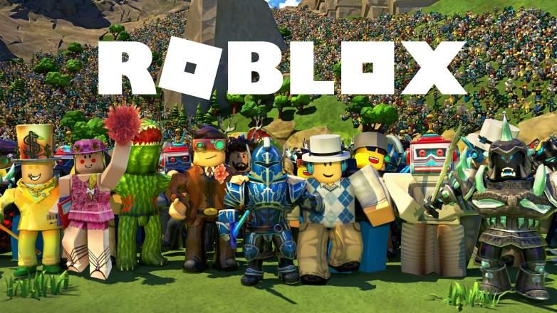 Roblox game, roblox game logo, roblox game banner