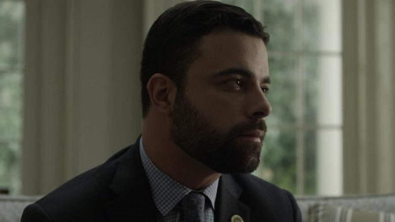 Alex Romero house of cards, house of cards romero, house of cards congressman romero