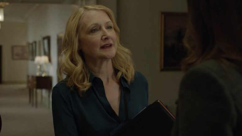 Jane Davis house of cards, house of cards patricia clarkson, house of cards jane davis character