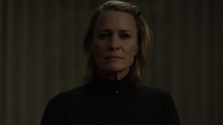 House of Cards season 5, House of Cards claire underwood, House of Cards season 5 end scene