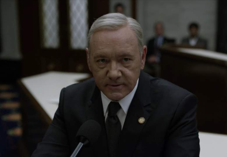 frank underwood house of cards, president underwood, kevin spacey house of cards