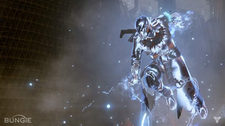 Destiny, Stormcaller