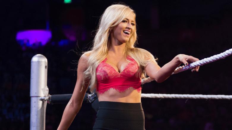 Summer Rae WWE