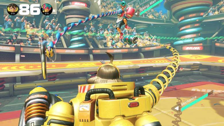 ARMS Global Testpunch, ARMS global test, Arms beta