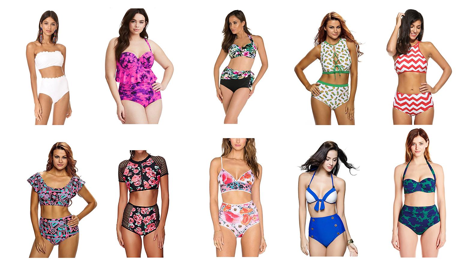 high waisted bikini, high waisted swimsuits, high waisted bathing suits, high waisted swimsuit, high waist bikini