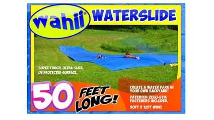 long water slides