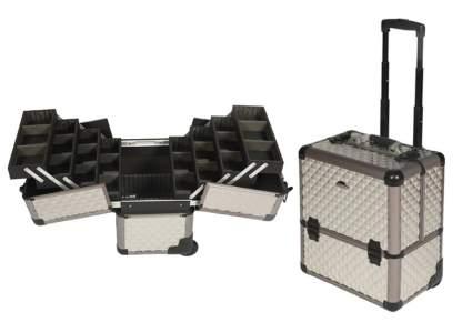 train case for makeup, travel makeup bag, professional makeup case, cosmetics train case