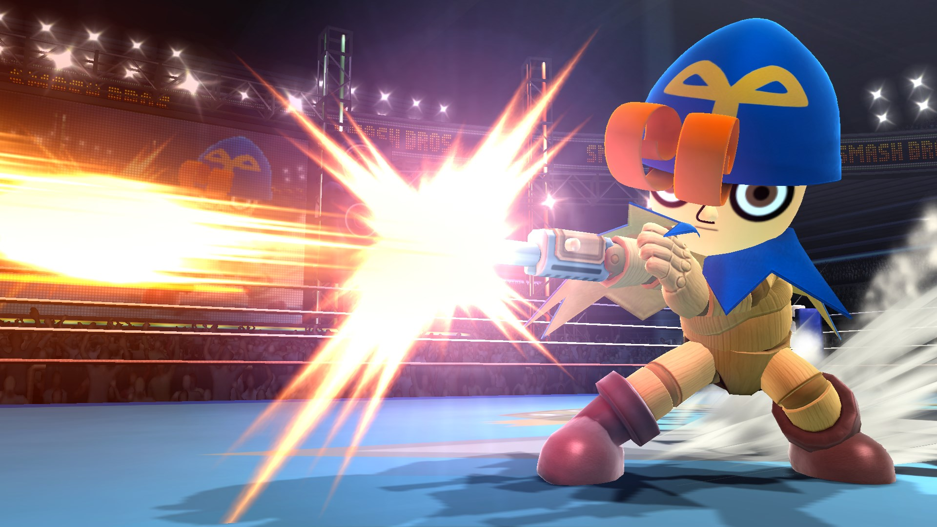 Mii, Super Smash Bros for Wii U, Mii Fighter