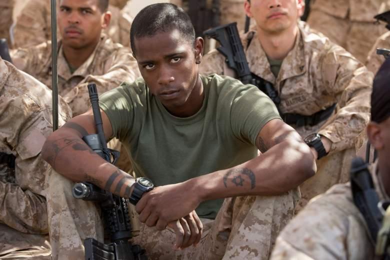 War Machine cast, War Machine Netflix movie, War Machine characters