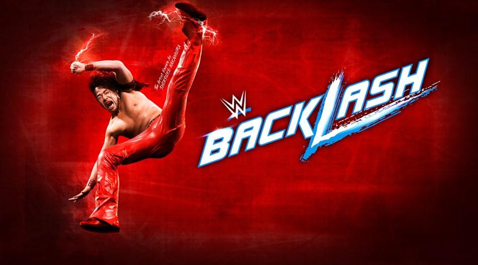 WWE Backlash 2017