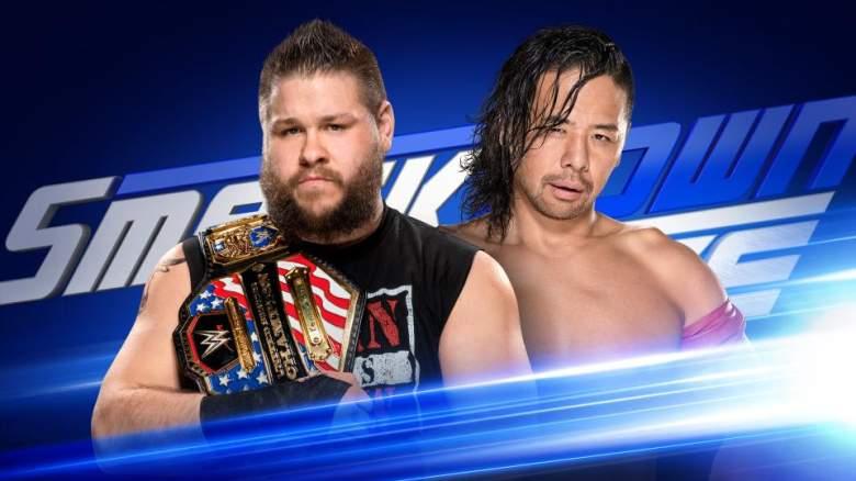 SmackDown Live kevin owens, SmackDown Live kevin owens shinsuke nakamura, shinsuke nakamura kevin owens