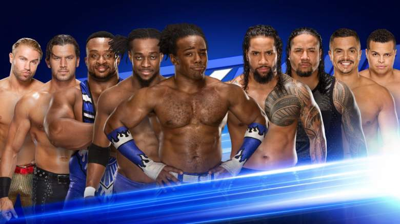 SmackDown Live tag team match, SmackDown Live new day smackdown live, SmackDown Live smackdown live tag team match