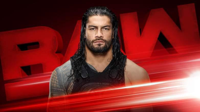 Monday Night Raw roman reigns, roman reigns raw, roman reigns raw logo