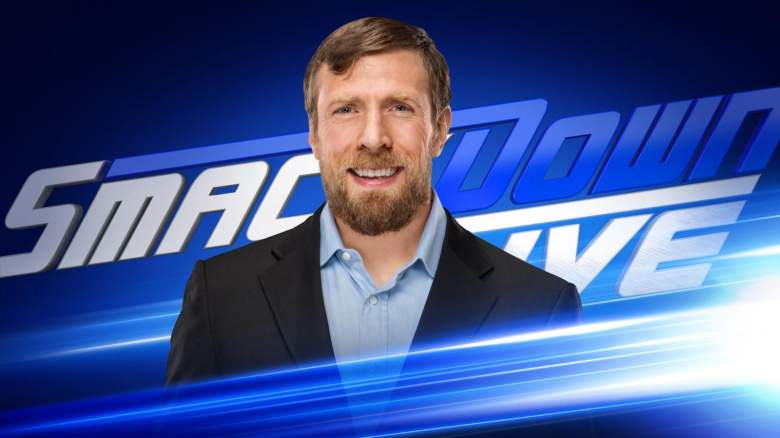 Daniel Bryan, Daniel Bryan smackdown, Daniel Bryan smackdown live