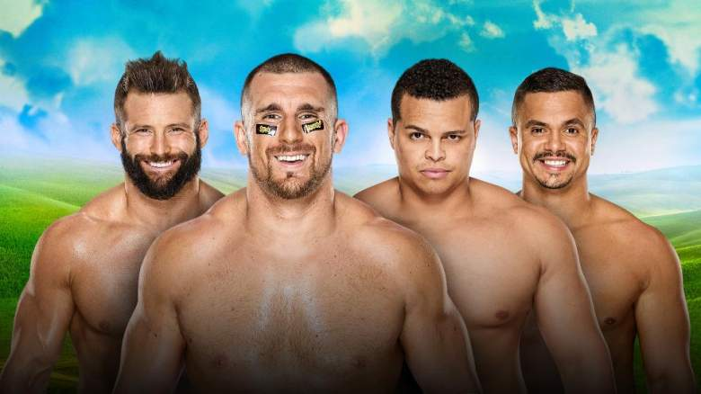 Money in the Bank wwe, Money in the Bank the hype bros, Money in the Bank the colons
