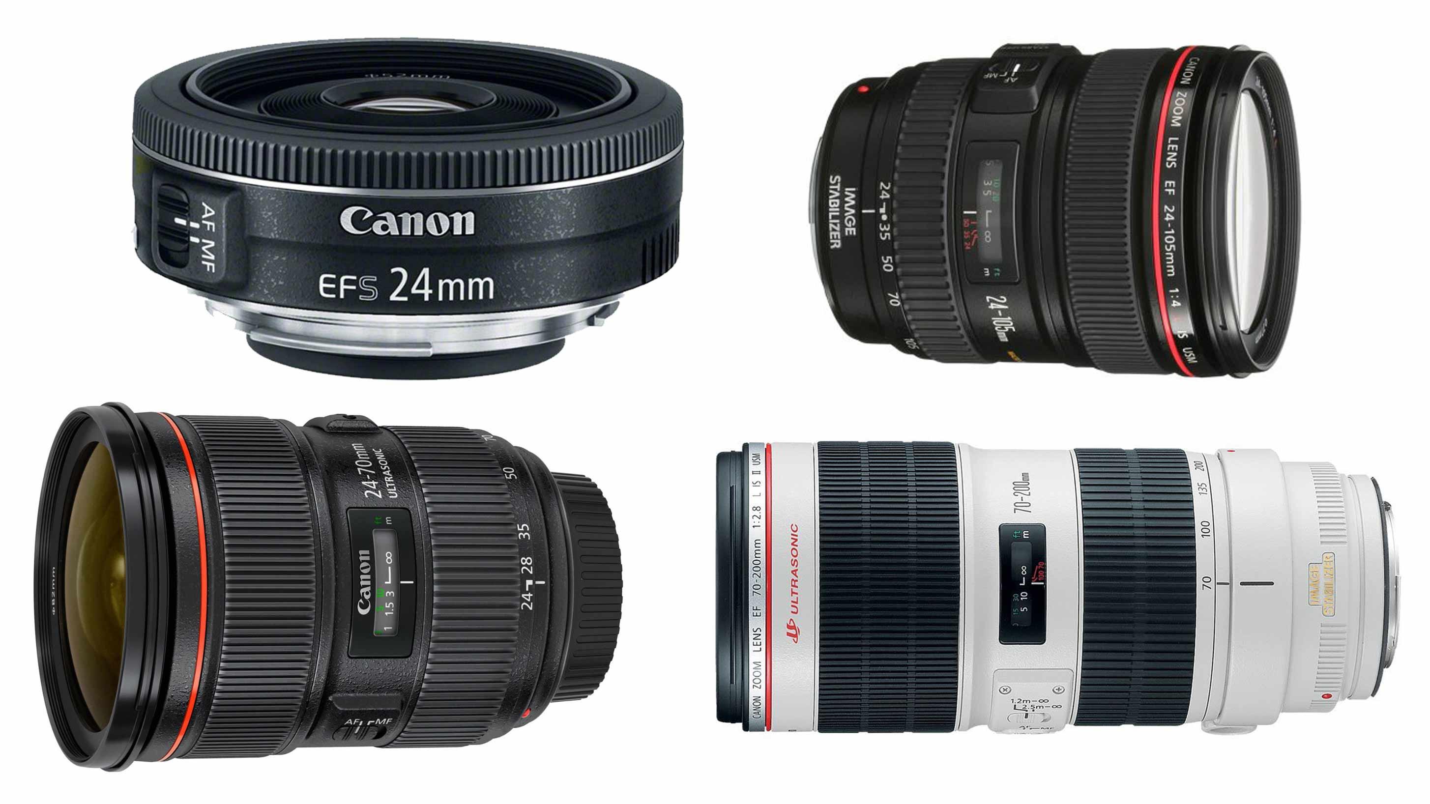 best canon lens, best canon l series lens, best pro canon lens