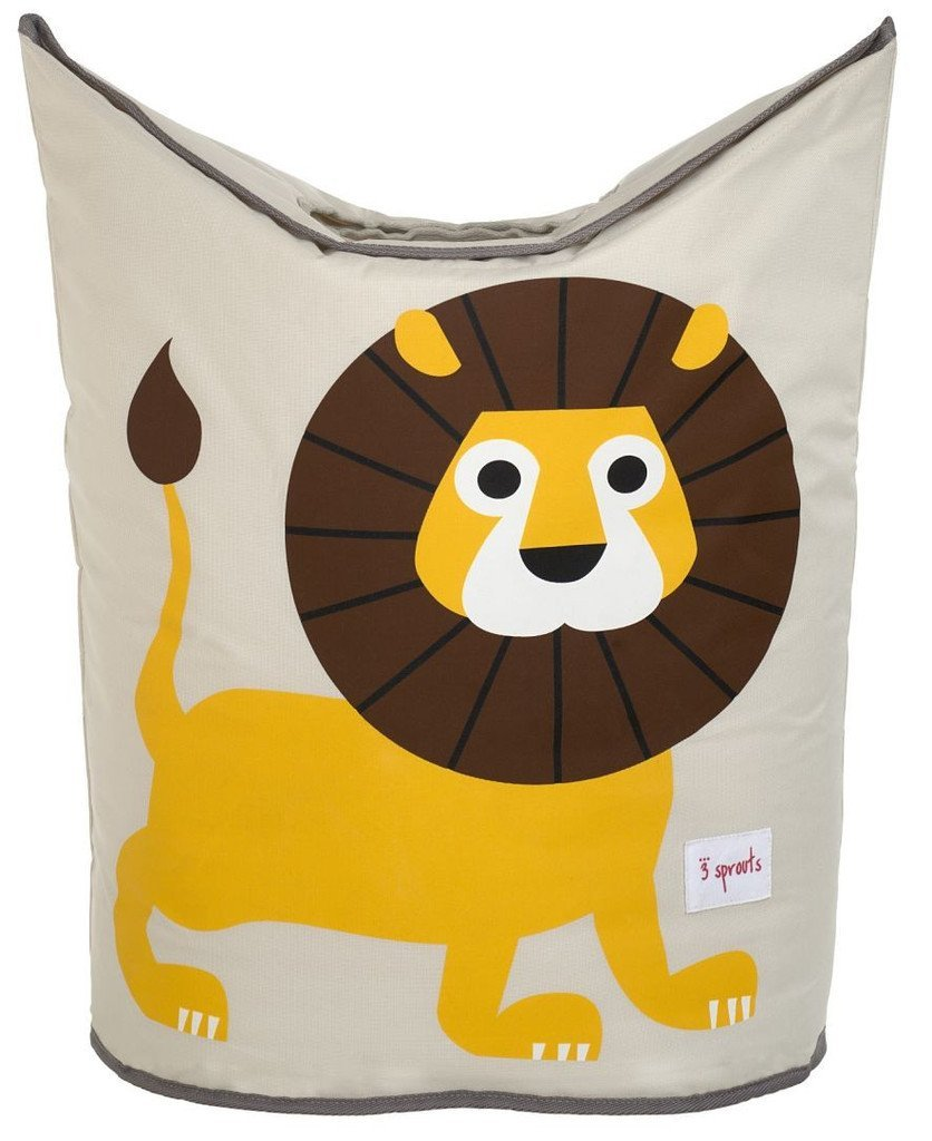 3 sprouts laundry hamper, lion laundry hamper, cute laundry hamper, baby laundry hamper, kids laundry hamper, best laundry hampers for nursery, laundry hampers for nursery, affordable laundry hamper, best nursery hampers, nursery hampers