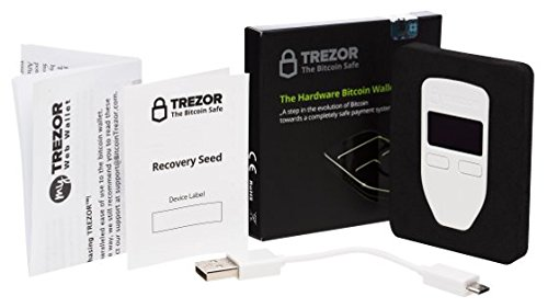 trezor usb bitcoin hardware wallet