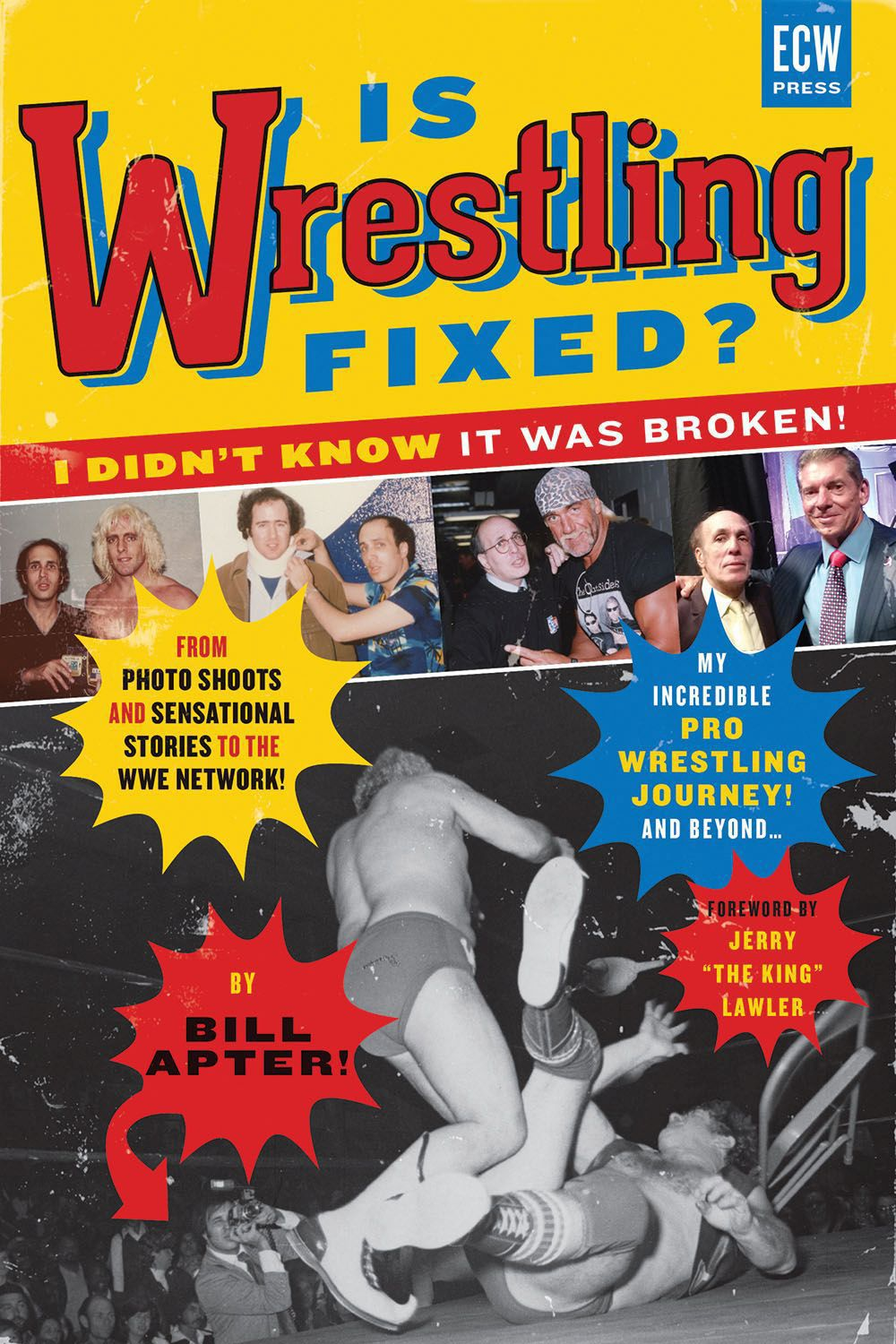 Bill Apter Autobiography