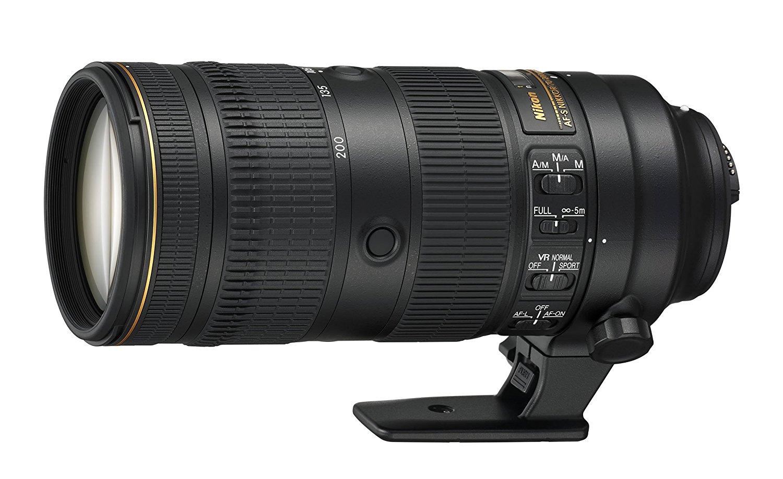 70-200 f2.8 nikon telephoto lens