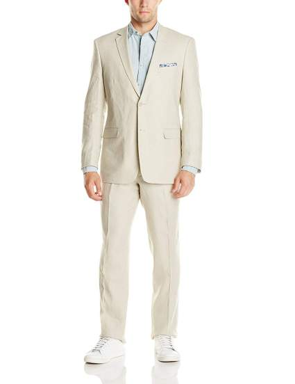 U.S. Polo Assn. Men's Linen Suit
