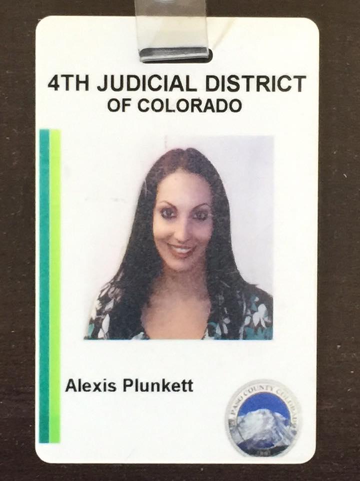 Alexis Plunkett Facebook page