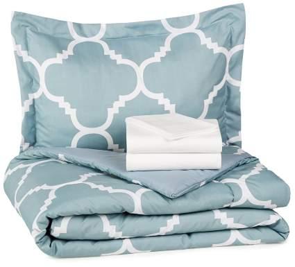 cute dorm bedding, trellis bedding