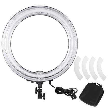 AWpro 19 ring light ,best ring flash, ring light, ring light photography
