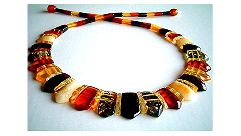 Amber, amber jewelry, amber necklace, baltic amber, baltic amber necklace, collar necklace