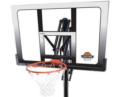 best in ground basketball hoops