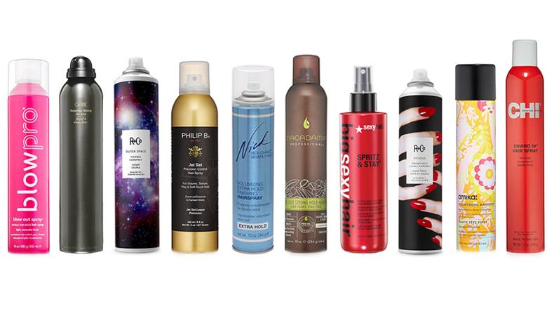 best hair spray