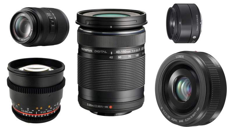 best mft lenses