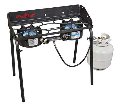 camping, portable cooker, grill, camp chef