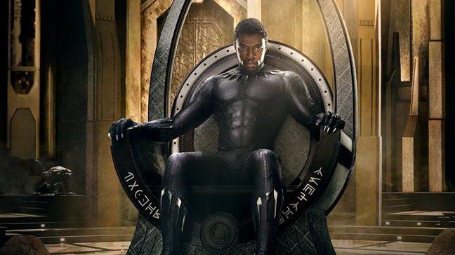 Black Panther cast, Black Panther movie, Black Panther trailer