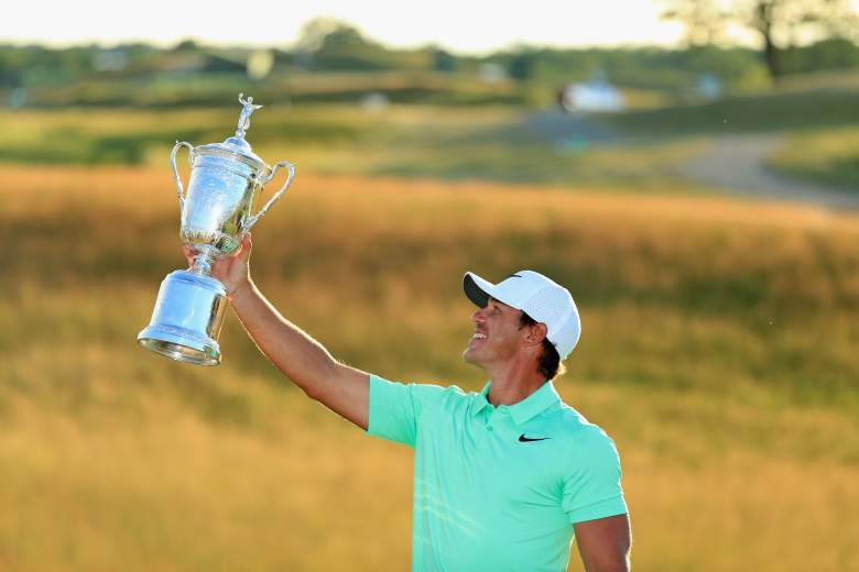 Brooks Koepka US Open, Brooks Koepka major championships