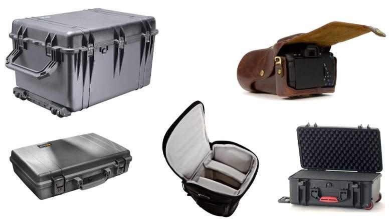 best camera cases