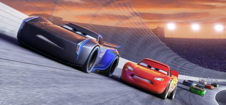 Cars 3 end credits, Cars 3 spoilers, Cars 3 post credits