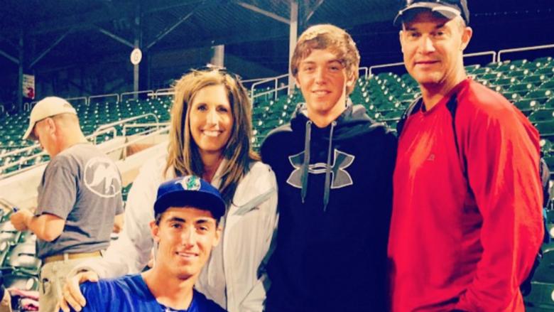 Cody Bellinger Parents