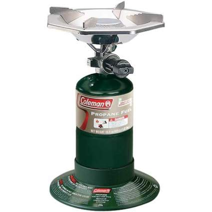 coleman, camping, propane cooker, prtable cooker