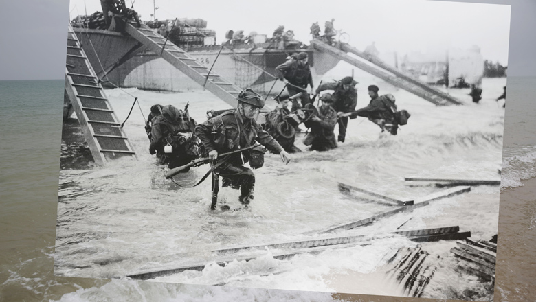 d-day history, d-day origins