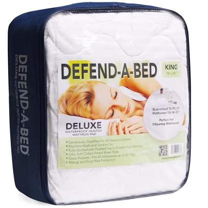 waterproof mattress protector, waterproof mattress protector for bedwetting
