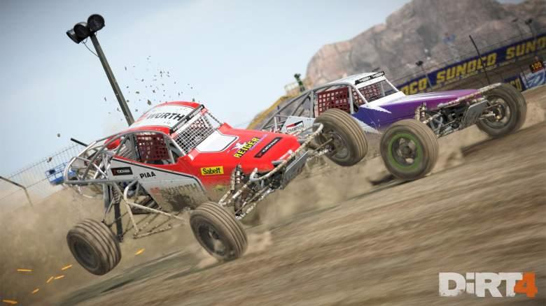 Dirt 4 Land Rush