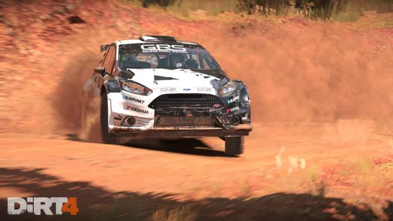Dirt 4 Rally