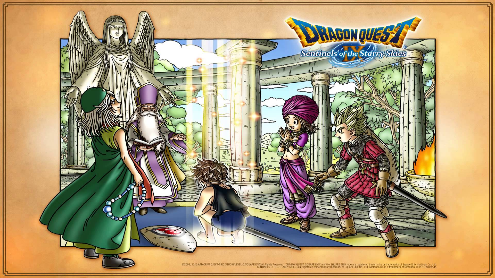 dragon quest 9, video game remasters