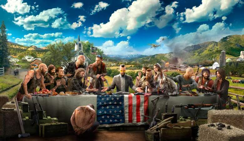 far cry 5, far cry 5 controversy