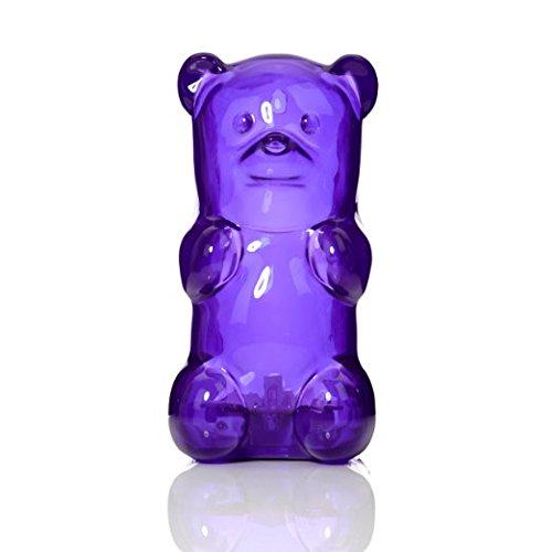 FCTRY Gummygoods Nightlight (Purple), purple gummy bear night light, gummy bear night light, nursery night light, best nursery night light, cute night light, adorable night light, night light for babies