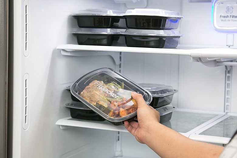 Fitpacker Meal Prep Containers