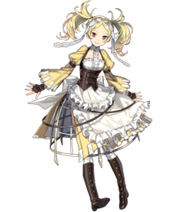 fire emblem heroes lissa, fire emblem heroes war of the clerics, fire emblem heroes voting gauntlet