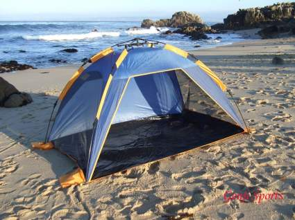 genji sports, beach tent, beach, summer,
