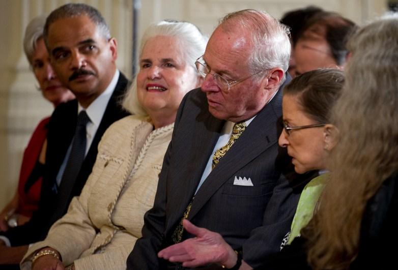 Anthony Kennedy wife, Mary Kennedy, Anthony Kennedy retirement